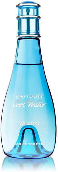 Cool Water Woman 100ml Edt Spray