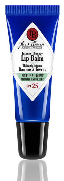 Jack Black Intense Therapy Lip Balm SPF 25, Mint, 7 g