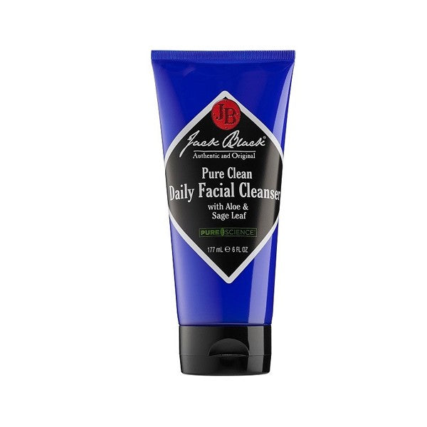 Jack Black Pure Clean Daily Facial Cleanser - 177ml