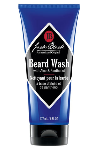 Jack Black Beard Wash - Manzoned