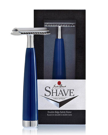 Jack Black Premium Cobalt Safety Razor