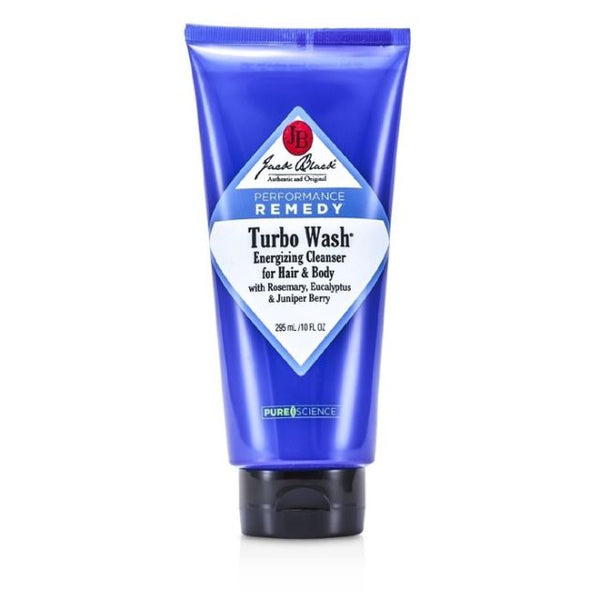 Jack Black Turbo Wash Energizing Cleanser, 295 mL