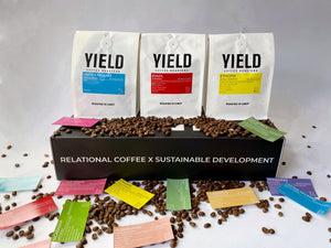 1 Year Gift YIELD Coffee Club Subscription
