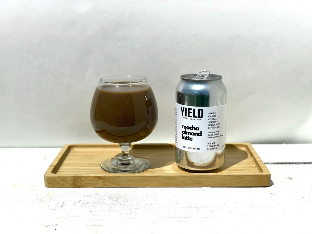 Mocha Almond Latte - Yield Coffee Roasters