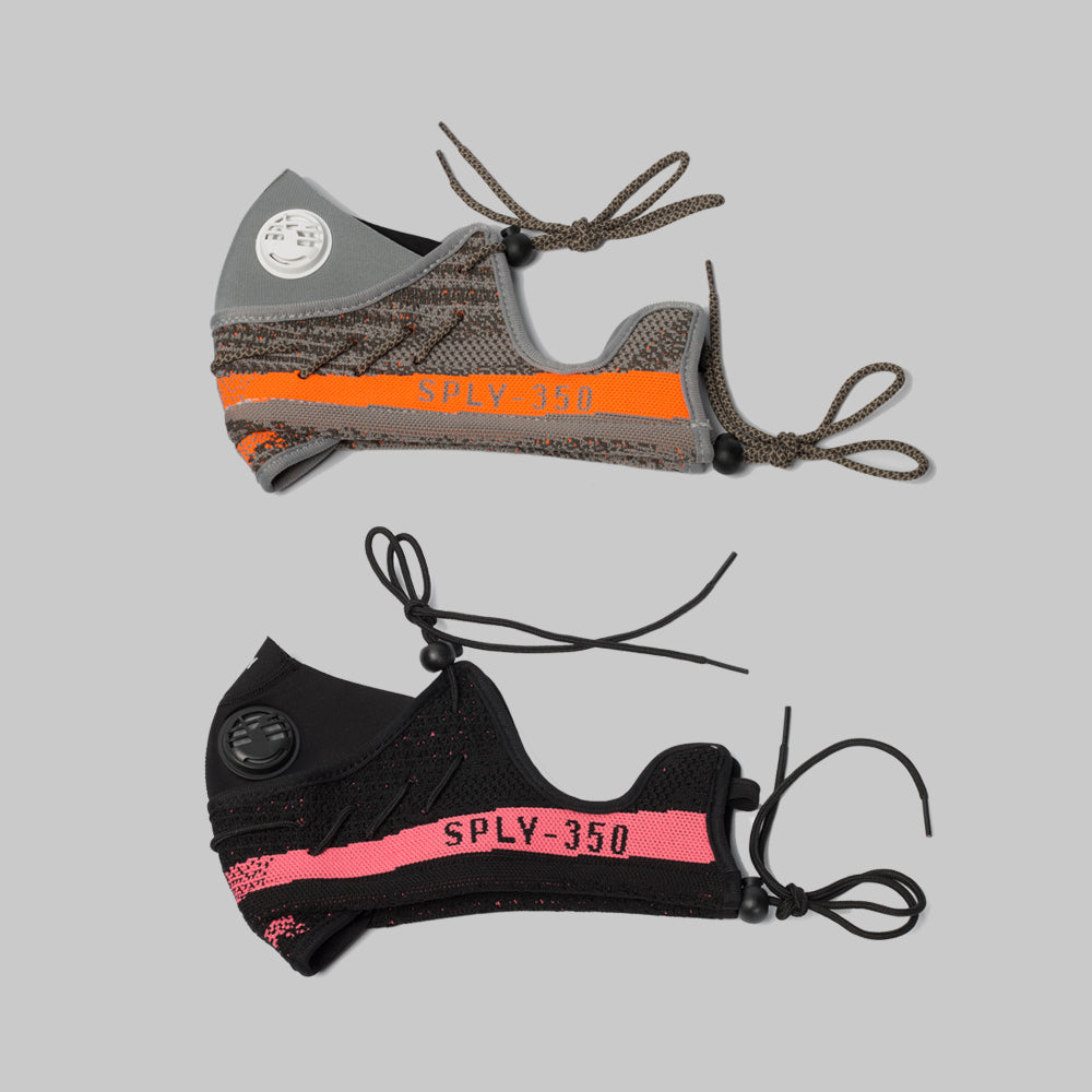 Women's Beluga and Red Stripe Combo Pack