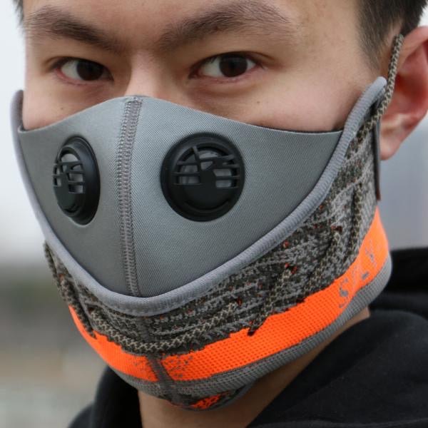 Beluga Face Mask