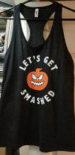 Let's Get Smashed Glow Tank Top