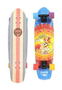 "Dusters Grateful Dead Ice Cream Kid 31"" Multicolor Longboard Review"