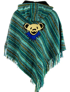 Grateful Dead - Bear Poncho - Special Products