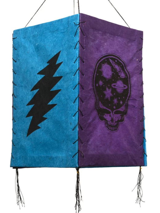 Grateful Dead - Stealie Lantern- Special Products