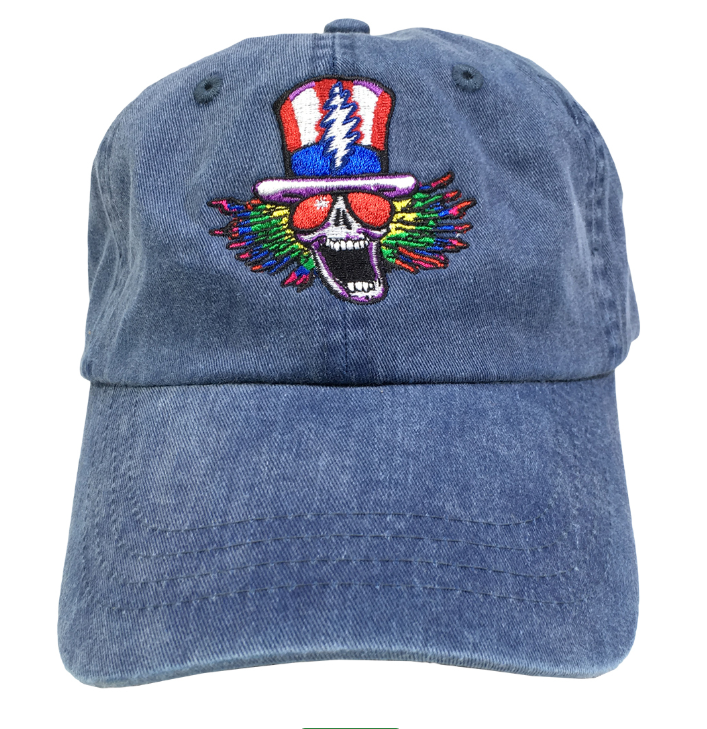 Grateful Dead - Psycle Sam - Hats