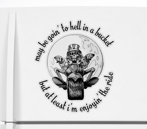 Grateful Dead - Moto Sam - Sticker