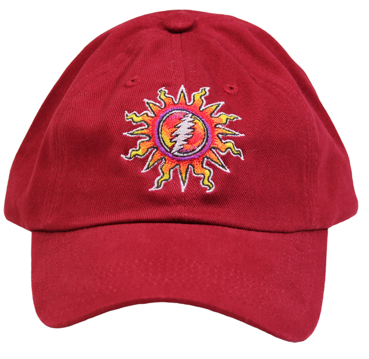 Grateful Dead - Sunshine & Lightning - Hats
