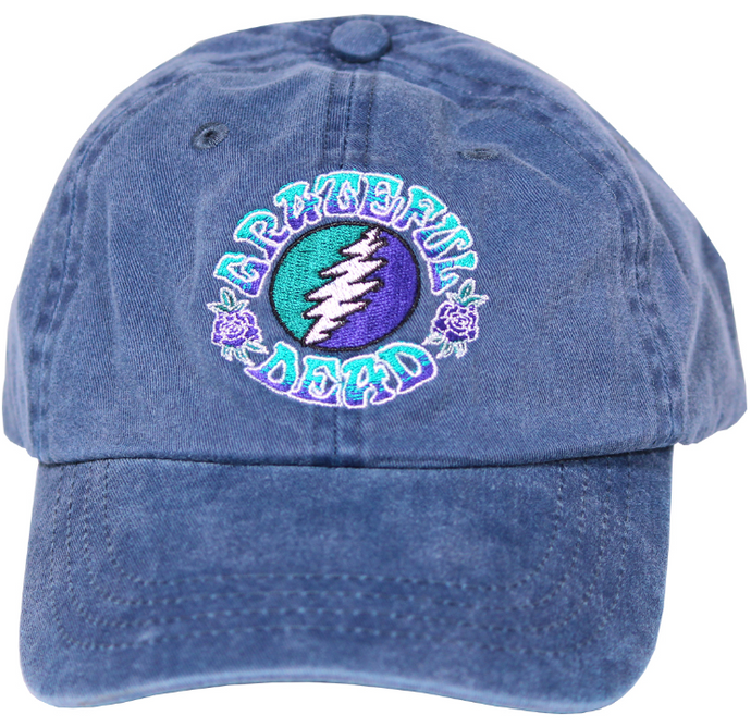 Grateful Dead - Electric Blue - Hats