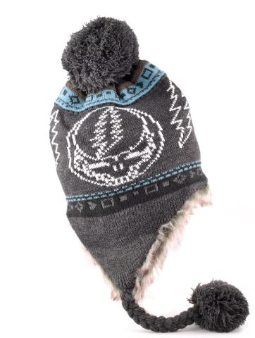 Grateful Dead - Steal Your Face Knit Hat - Hats