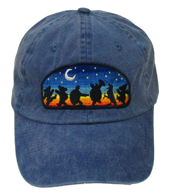 Grateful Dead - Terrapin Turtles Rockin' In the Moonlight - Hats