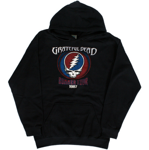 Grateful Dead - Summer Tour '87  - Hoodie