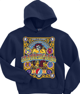 Grateful Dead - The Closing of Winterland - Hoodie