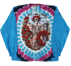 Grateful Dead - Bertha Tie-Dye - Long Sleeve