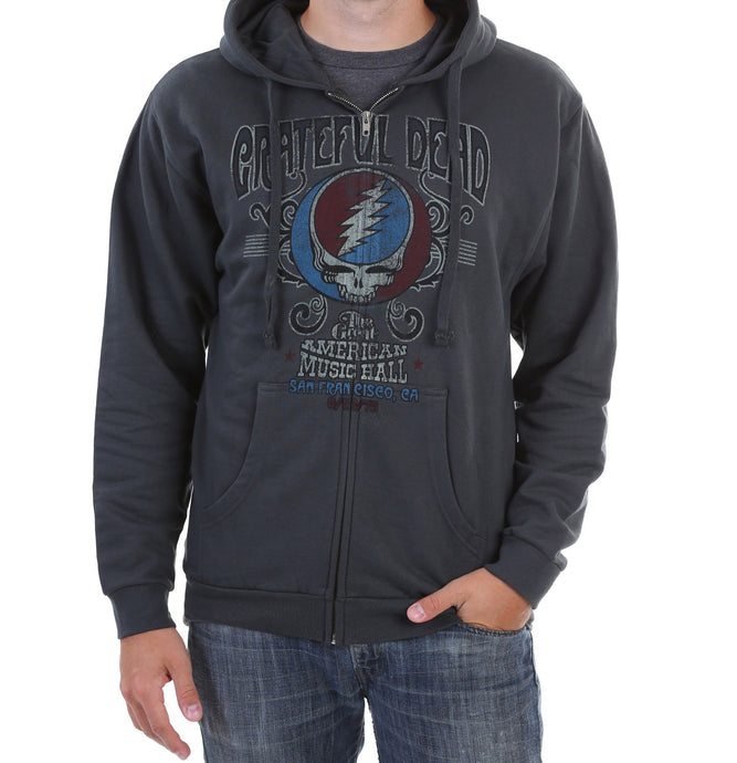 Grateful Dead - American Music Hall - Hoodie
