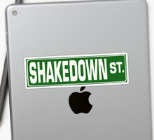 Grateful Dead - Shakedown Street - Sticker