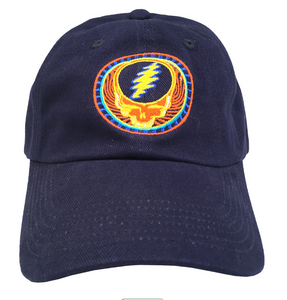 Grateful Dead - Stealie Sunshine - Hats