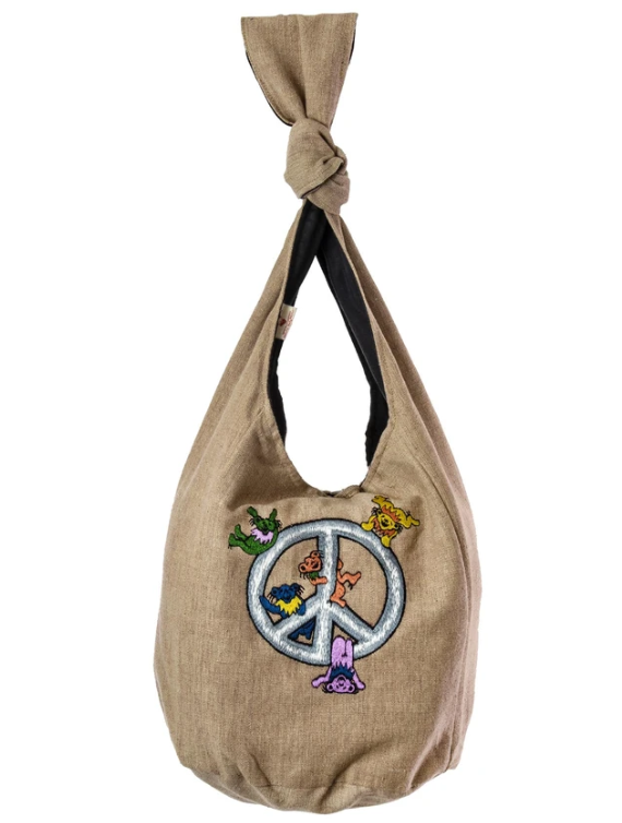 Grateful Dead - Bear Shoulder Bag - Women's