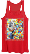 Grateful Dead - Psychedelic Jam Tank Top - Women's