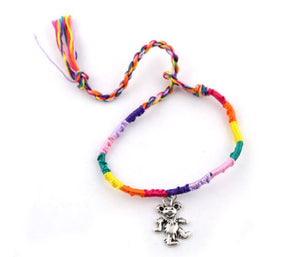 Grateful Dead - Dancing Bear Friendship - Bracelet