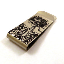 Grateful Dead - inspired Bertha - Money Clip / Hat Clip