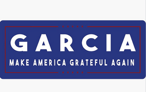 Grateful Dead - MAGA Garcia - Sticker