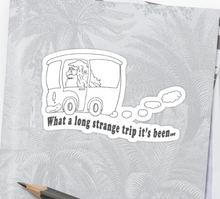 Grateful Dead - Long Strange Trip - Sticker