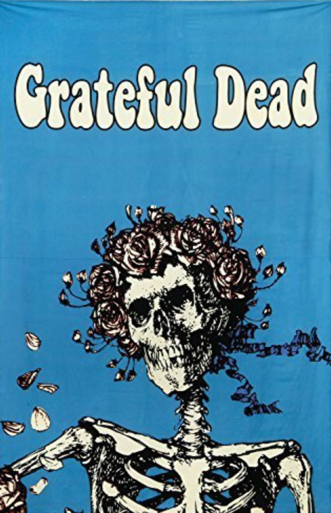 Grateful Dead - Bertha in Blue - Tapestry