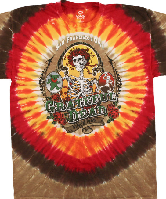 Grateful Dead - San Francisco's Own - T-shirt