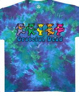 Grateful Dead - Trippy Jerry Bears - T-Shirt
