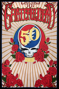 Grateful Dead - Steal Your Face (50th Anniversary) - Tapestry