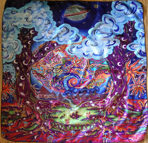 Grateful Dead - Picasso Moon Steal Your Face - Tapestry