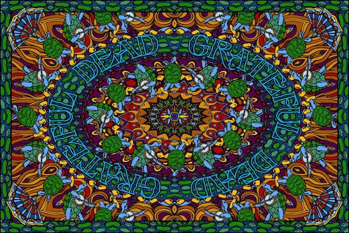 Grateful Dead - Terrapin Dance - Tapestry
