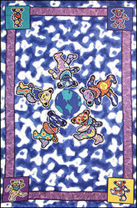 Grateful Dead - Bears Around the World - Tapestry