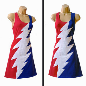 Grateful Dead - The Steal Your Face (Stealie) - Dress