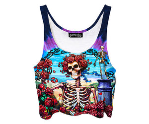 Grateful Dead - Bertha - Tank Top