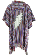 Grateful Dead - Bolt Poncho - Special Products