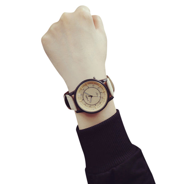 Minimalist Personality Couple Watch