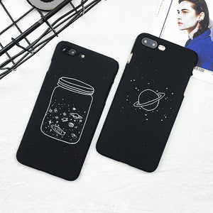 Galaxy in a Jar Phone Case