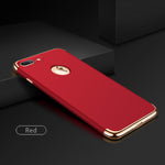 The Red Luxury Phone Case