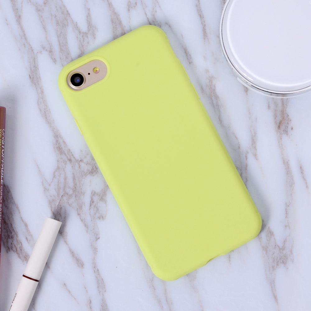 The Macarons Frozen Yellow Phone Case
