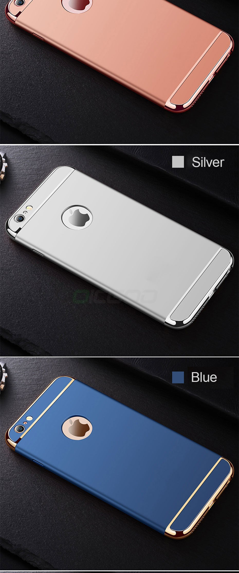 The Luxury Silver Bullet Phone Case