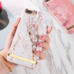I love My Phone Marble Phone Cases