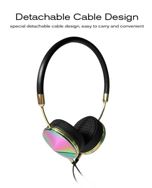 Cases Are Us Diamond Headphones multi color