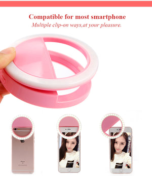 Beauty Phone Ringlight cases are us